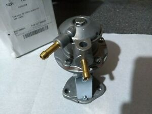 Classic VW Beetle fuel pump - Best quality - Heritage part.