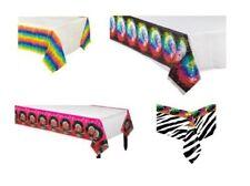Decoración y menaje manteles de papel para mesas de fiesta