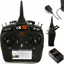 Spektrum SPM12000 iX12 12 Channel 12ch DSMX RC Transmitter w/ AR9030T Receiver