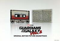 Guardians Of The Galaxy Vol. 2: Awesome Mix Vol. 2 Cassette Used