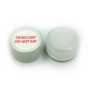 1gm Silica Gel Moisture Absorber Desiccant Capsules – Food Grade