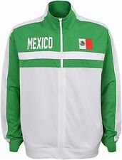 Outerstuff Youth Mexico National Football Team Track Jacket