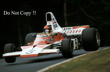 Emerson Fittipaldi McLaren M23 German Grand Prix 1974 Photograph 3