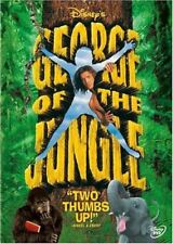 GEORGE OF THE JUNGLE Brendan Frasier DVD NEW