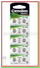 10 Batterie Pile CAMELION AG3 LR41 G3 LR736 192 GP92A 392 SR41 384 SR736SW SR736