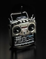 Futaba 18MZ RC Remote Control Helicopter Version 2.4ghz Transmitter With R7008SB