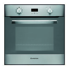 Ariston 8 Function Built-In Wall  Oven with Digital Display and Timer