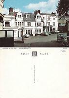 1980's KINGS HEAD HOTEL HARROW ON THE HILL LONDON UNUSED POSTCARD