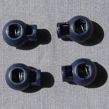 satz Kunststoff Toggle Barrel Cord Lock Stopper Federendanschlag 10 teile