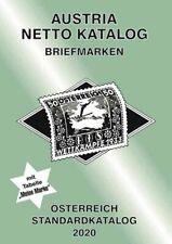 ANK - Austria Netto Katalog Briefmarken Österreich Standard 2020