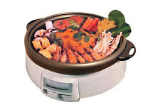 Electric Multi-Cooker Shabu Shabu hot pot