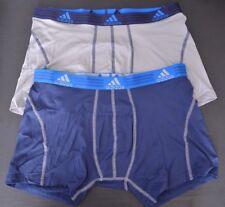adidas Men's Sport Performance Climalite Trunk Underwear, Pack of 2, XL 40-42