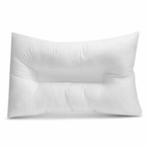 100% Microfibre Orthopaedic Anti Snore Pillows Back Side Sleepers Firm Support