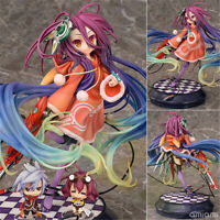 Anime NO GAME NO LIFE  Schwi 1/7 Scale 22cm PVC Action Figure Statue Toy In Box