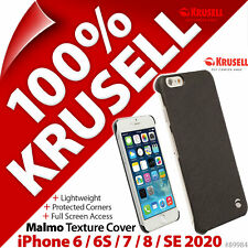 Krusell Malmo Texture Case Cover Wallet for Apple iPhone 6 / 6S / 7/ 8 / SE 2020
