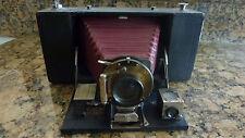 Kodak No. 3-A Folding Brownie Camera Model A - Red Bellows 1909-1913