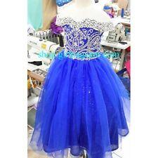 Jenniferwu Infant/toddler/kids/baby/children Girl's Pageant/prom Dress G006