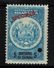 Nicaragua - 5 Cent Revenue Specimen - Mint Light Hinged - Lot 070917