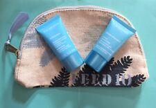 Clarins hydra-essentiel creme 15ml, SOS hydra refreshing mask 15ml set bag