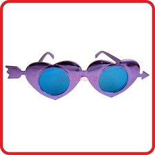 CUPID'S ARROWS-ARROW OF LOVE-FALLING IN LOVE HEARTS GLASSES /SUNGLASSES -COSTUME