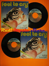 LP 45 7'' MIKE BARTON Fool to cry Golden years italy UNIVERSAL 5090136 cd mc dvd