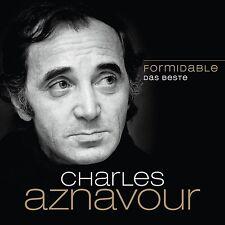 CHARLES AZNAVOUR - FORMIDABLE-DAS BESTE 2 CD NEUF