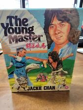 THE YOUNG MASTER Deluxe Limited Edition (1980) Blu-Ray NEW Remastered