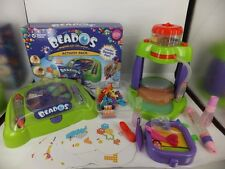 Bulk lot of Beados - Activity pack , creation and drying station + accessories