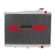 3Row Aluminium Radiator FOR Nissan Navara D22 3.0L 01-06;3.3L V6 VG33E 97-05 MT