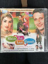 MAIN TU ASSI TUSSI  - SOUNDTRACK CD. STILL SEALED. Shemaroo India. Punjabi.