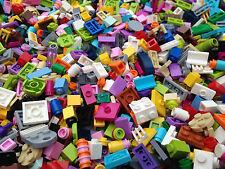 LEGO - 100 Small Random Pieces Per Order - Ex Display Friends Small Bits Of Lego