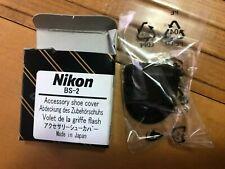 Nikon BS-2 protective hot shoe cover for Nikon D4, D4s