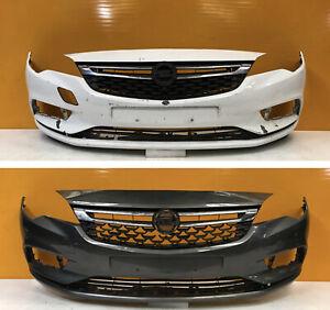 Vauxhall Astra k  facelift 2016- GENUINE FRONT BUMPER
