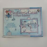 Seafarers of Catan Board Game Expansion 5-6 Player Expansion Factory Sealed