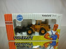 JOAL COMPACT 163 VOLVO BM L70 C FORKLIFT LOADER - YELLOW 1:50 - GOOD IN BOX