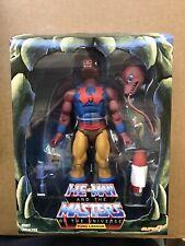 He-Man MOTU Classics TUNG LASHOR Filmation Figure Super 7 Exclusive