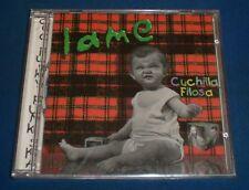 Cuchilla Filosa Lame~NEW~RARE 1996 Metal Hardcore Rock CD~FAST SHIPPING!!!