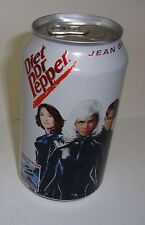 Diet Jean Gray Storm Cyclops Dr Pepper Soda Can