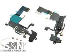 Original iPhone 5C Docking Lightning Lightning Mikrofon Flex Kabel schwarz