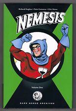 NEMESIS ARCHIVES VOLUME 1 HARDCOVER - PETE COSTANZA ART - 2008