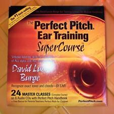 The Perfect Pitch Ear Training SuperCourse v 2.5 - New