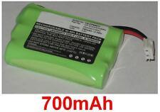 Batterie 700mAh type GP60AAAH3BMJ GP65AAAH3BMJ pour Betacom E920