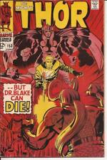 Marvel The Mighty Thor #153 But Donald Blake Can Die Loki Odin Asgard