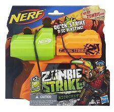 Brand New NERF Zombie Strike RICOCHET Disc Blaster