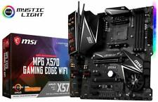 MSI MPG X570 Gaming Edge WiFi Motherboard AMD AM4 DDR4 PCIe 4.0  M.2 USB 3.2 Gen