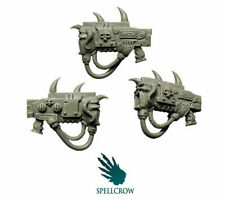 SPELLCROW PLEASURE KNIGHTS 3 Heavy Sonic Guns COMPATIBLE 28 MM BITS PDT