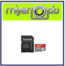 Sandisk Ultra 32GB Micro SDHC Memory Card with Adapter