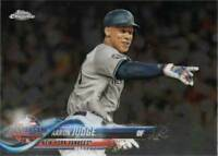 AARON JUDGE 2018 Topps Chrome Update ALL-STAR GAME Card# HMT70