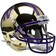 WASHINGTON HUSKIES Schutt AiR XP Gameday REPLICA Football Helmet WHITE