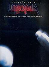 UTOPIA adventures in WITH TODD RUNDGREN roger powell EA. EX LP